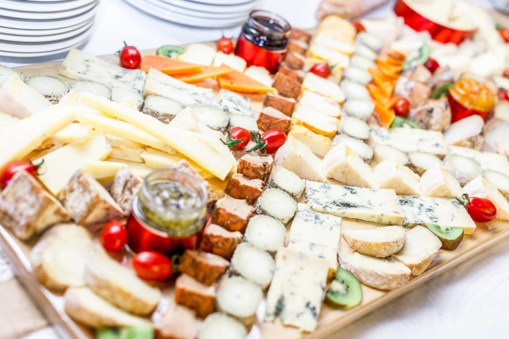 plateau de fromages Vence banquet