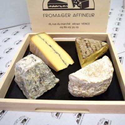 Sélection de fromages Spécial femmes enceintes
