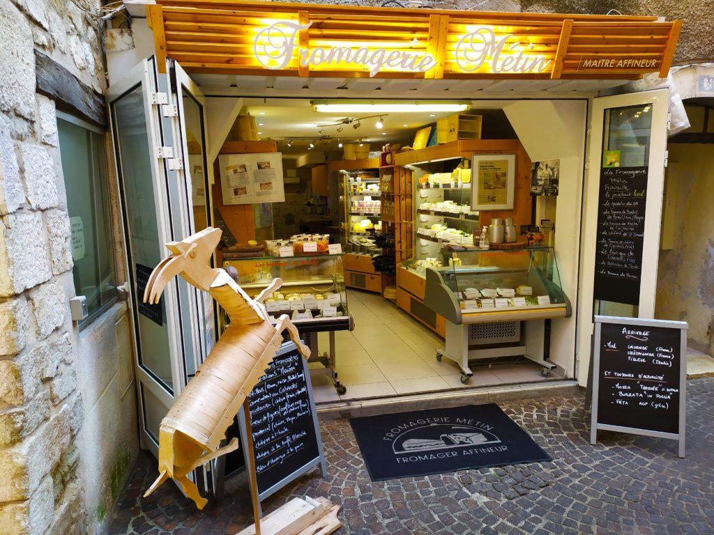 fromagerie métin boutique