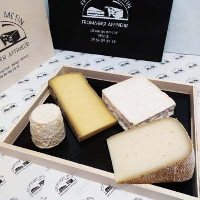 La boîte à fromages du mois de novembre